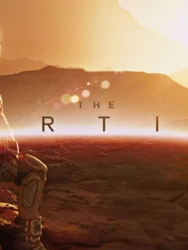 The Martian – Marslı