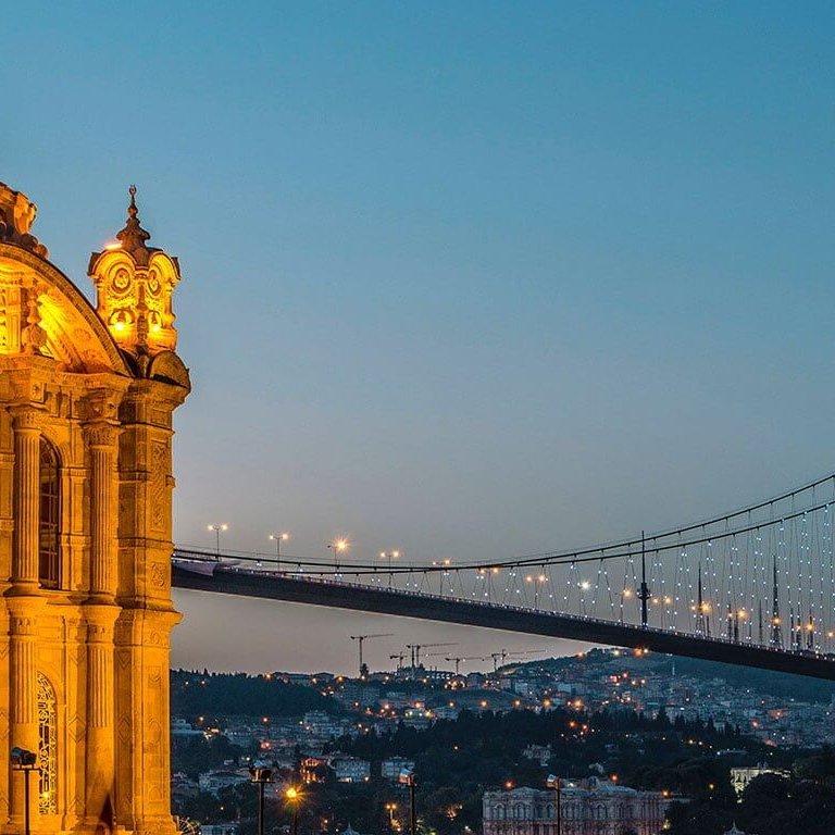 Korkularımın Şehri İstanbul